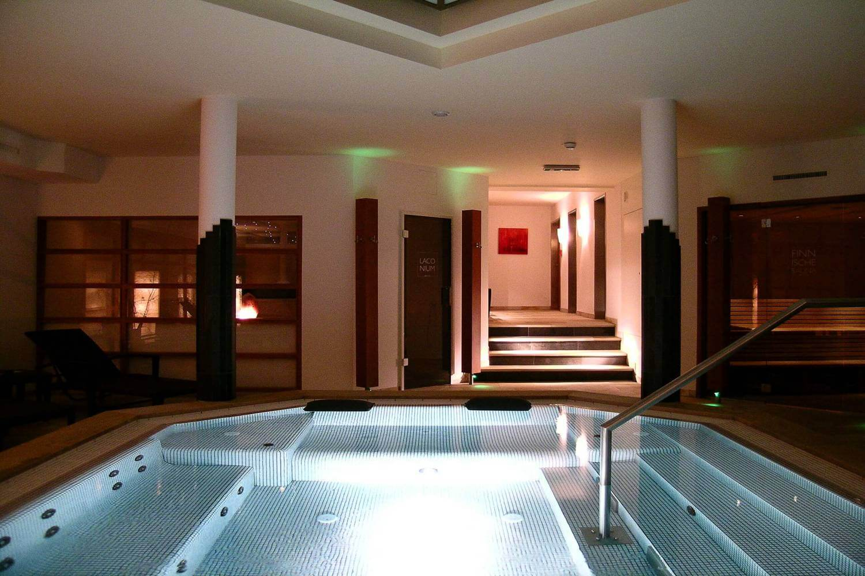 Whirlpool 1 Hotel Austria Lech Arlberg
