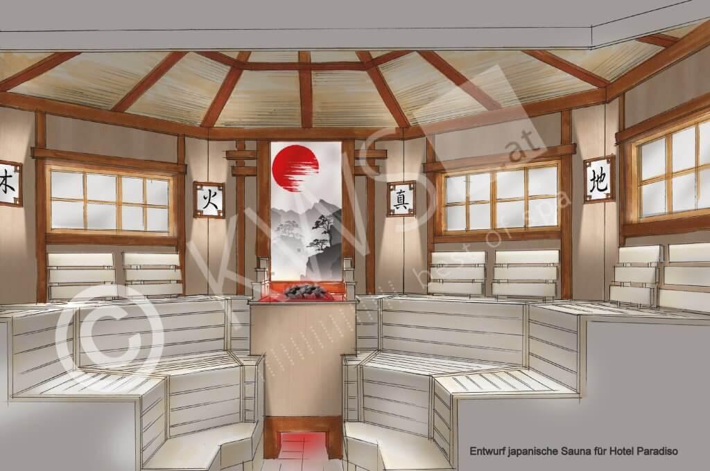 KWS-japanische sauna hotel Paradiso